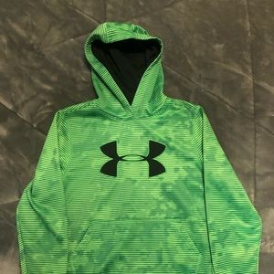 Under armor youth hoodie